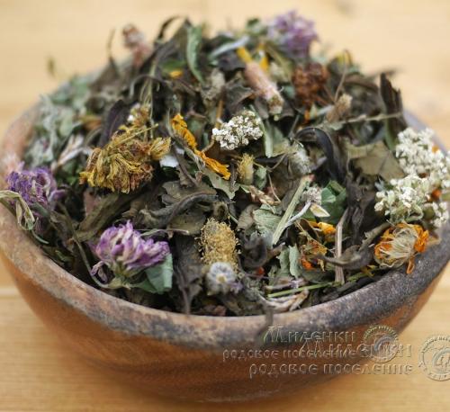 Чай Долголетие