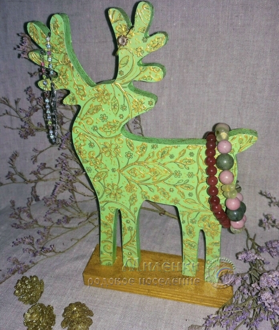 Фигура декоративная -Олешек-