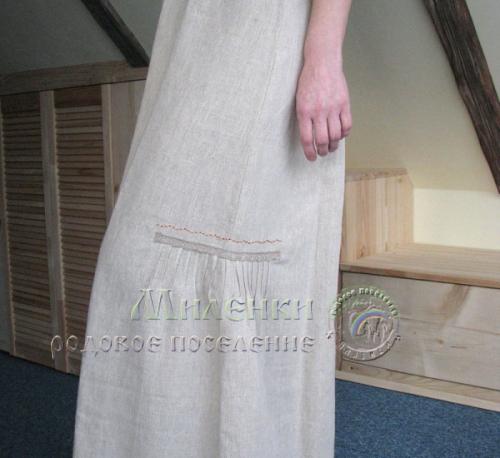 Платье -Домашнее-