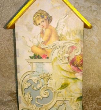 Чайный домик -Лето-