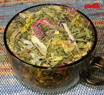 Чай -Будь здоров-
