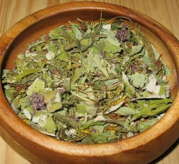 Чай Русское поле