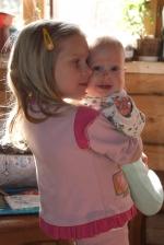 Младшая сестрёнка