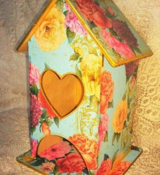 Чайный домик -Розы-