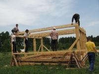 Строительство гостевого дома