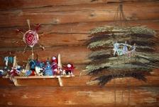Куклы и панно