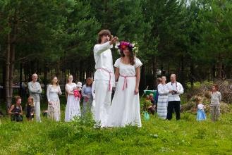 Венчание Павла и Анастасии